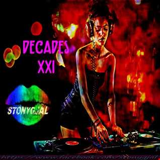 Decades XXI (mixes by Stony Gjal)