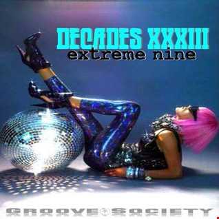 Decades XXXIII (mixes by X3M9)