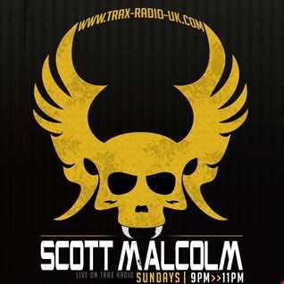 Scott Malcolm. Trax Radio.13th September 2015