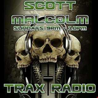 Scott Malcolm. Trax Radio. 21st June 2015