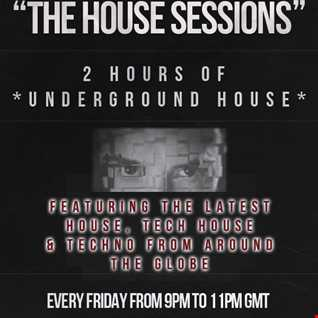 THE HOUSE SESSIONS by Lex Loofah Live on Club Vibez Radio - 19/02/16
