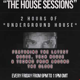 Lex Loofah's HOUSE SESSIONS Live at Club Vibez Radio 05/02/16