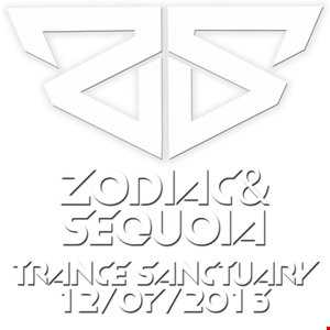 LIVE @ EGG LONDON - TRANCE SANCTUARY SUMMER PARTY 2013 - mixed by ZODIAC and SEQUOIA