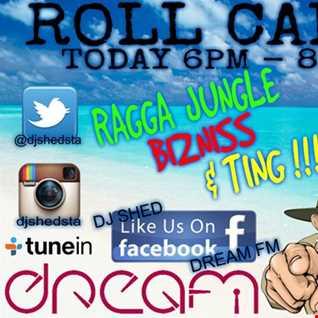 Shedsta's Roll Call LIVE Dream FM UK 12 05 16