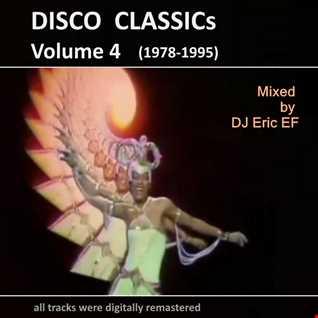 DISCO CLASSICS - 4 -- (1978-1995)
