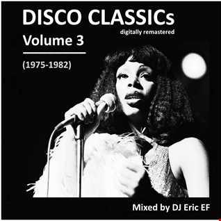 DISCO CLASSICS - 3 -- (1975-1982)