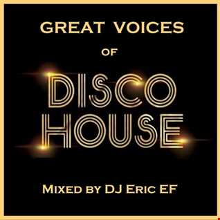 GREAT VOICES  of  DISCO HOUSE