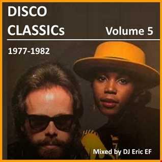 DISCO CLASSICS - 5 -- (1977-1982)