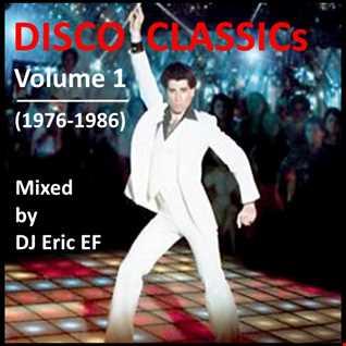 DISCO CLASSICS - 1 -- (1976-1986)