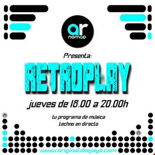 Alfredo Rodriguez Aka Ar.Nomad - RetroPlay Vol.11 OriginalDeejays 29-10-2015