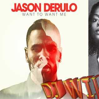 DIANA ROSS VS JASON DERULO   Want to want me upside down (DJ WILS ! remix)