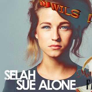 MARIAH CAREY VS SELAH SUE   Fantasy alone (DJ WILS ! remix)