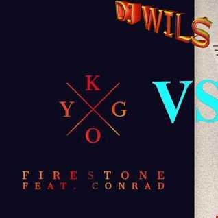 BRONSKI BEAT VS KYGO   Smalltown firestone (DJ WILS ! remix)