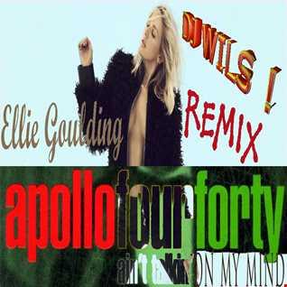 APOLLO 440 vs ELLIE GOULDING   Ain't talkin' on my mind (DJ WILS ! remix)