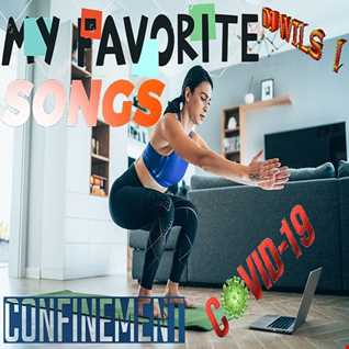 MY HITS OF THE CONFINEMENT (covid 19 ) by DJ WILS !