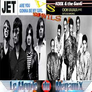 JET vs KOOL AND THE GANG - Are you gonna be dancin' (DJ WILS ! remix)