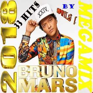 BRUNO MARS MEGAMIX 2018 by DJ WILS !