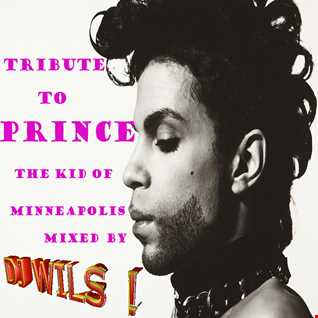 TRIBUTE TO PRINCE by DJ WILS !