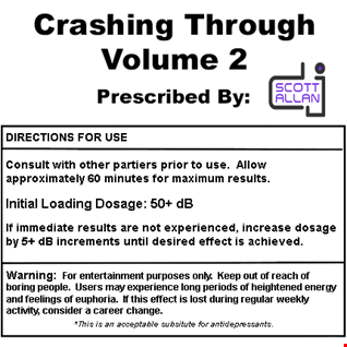 Crashing Through Volume Two