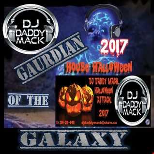 House Halloween Mix Tape CD Size  Rod DJ Daddy Mack Oct 2017