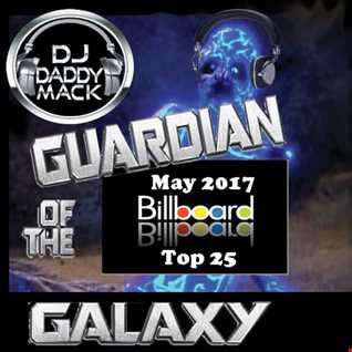 Billboard May Top Hits DJ Daddy Mack(c) 2017