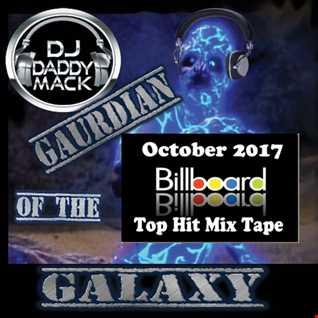 Oct Billboard Pop Mix Tape CD size Rod DJ Daddy Mack(c) Oct 2017