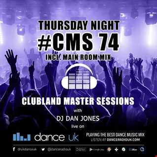 Clubland Master Sessions   Episode 74t (Thur 27 04 2017) (320k)