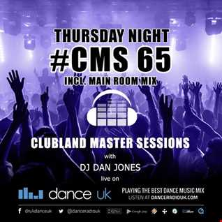 Clubland Master Sessions   Episode 65t (Thur 23 02 2017) (320k)