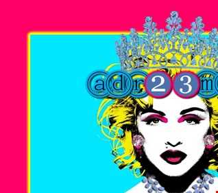 MADONNA - Like For A Queen (adr23mix) Special DJs Editions - TRIBAL MIX
