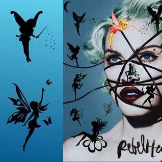 Madonna Mix - Rebel Heart - Tribute (adr23mix)