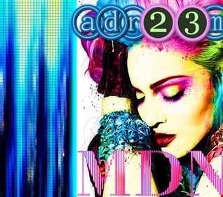 MDNA - Girl Gone Beautiful Killer (adr23mix) Special DJs Editions TRIBUTE CLUB MIX UNO