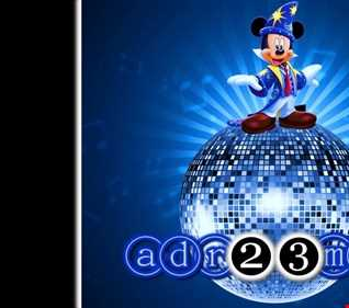 Walt Disney Party Club Mix 1 (adr23mix) Special DJs Editions