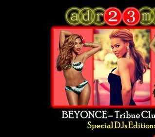 Beyonce Knowles - Club Mix Vol. 1 (adr23mix)