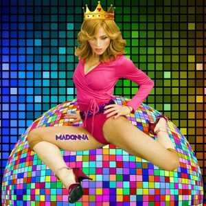 MADONNA MEGAMIX - What It Feels Like If She's Not Me (adr23mix) Special DJs Editions BIG ROOM MIX