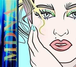 MDNA Beautiful B Day Mix (adr23mix) TRIBUTE CLUB MIX 2 Special DJs Editions