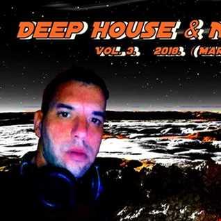 Deep House & Nu Disco  Vol.  3.    2018.  ( Marian Minchev )