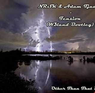 NRSK & Adam Tjader   Tension (W3land Bootleg)