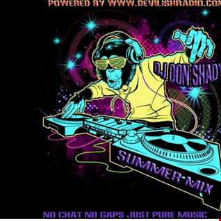 DJ DON SHADY JUNGLE SUMMER MIX