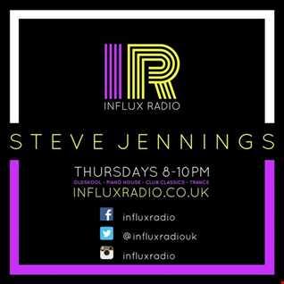 Steve Jennings live @ Influx Radio 26th January '17 Throwback & Trance Floorfillers