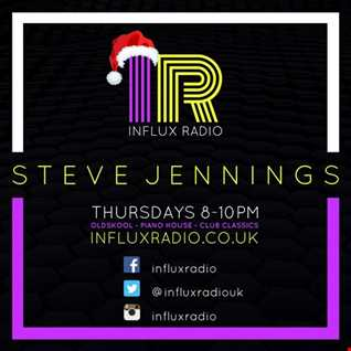 Steve Jennings Live On Influx Radio   The Launch Night