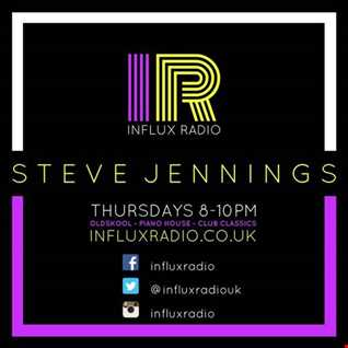 Steve Jennings live @ Influx Radio   12th January '17