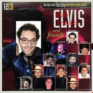 Elvis Presley & Friends mega mix