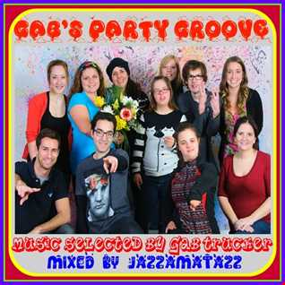 GAB'S PARTY GROOVE with JAZZAMATAZZ