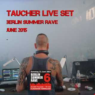 taucher live at berlin rave 2015