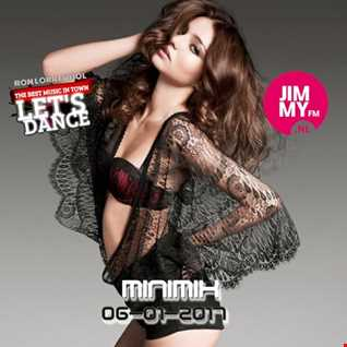 JimmyFM MiniMix 06 01 2017