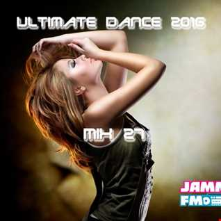 Ultimate Dance 2016 Mix 27