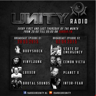 The Vinyl Junk @ UNITY Radio 1