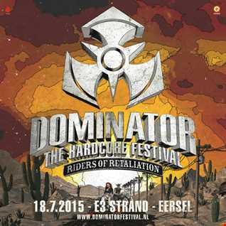 Dj Mad Dog @ Dominator 2015 - Riders Of Retaliation
