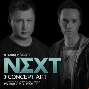 Concept Art @ Q-Dance Presents NEXT Episode 122
