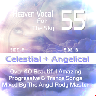 Heaven Vocal For The Sky Vol.55_Side B Angelical Version